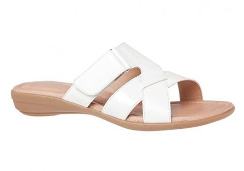 Hush Puppies Charlie Womens Leather Slides