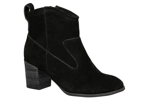 Hush Puppies Clarissa Womens Suede Ankle Boots