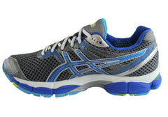 Asics Gel Cumulus 14 Womens Cushioned Running Sport Shoes