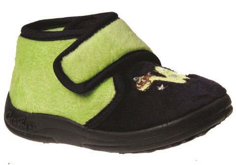 Grosby Dino Kids Indoor Slippers