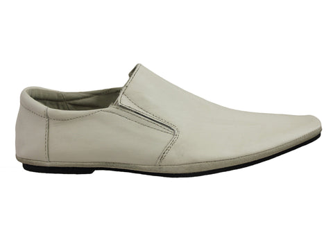 Slatters Drum Mens Casual Slip On Shoes