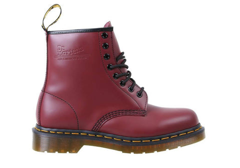 Dr Martens 1460 Cherry Smooth Mens Leather Boots