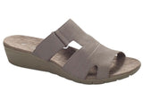 Hush Puppies Deen Irvine Womens Leather Comfort Sandals
