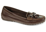 Hush Puppies Dalby Mocc TA Womens Leather Loafers