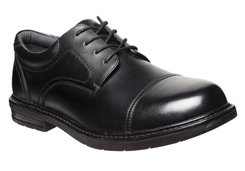 Hush Puppies Darwin Mens Dress Shoes Extra Wide Fit