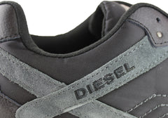 Diesel Eagle Loop Mens Lace Up Casual Shoes