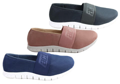 Actvitta Mandy Womens Comfort Cushioned Casual Shoes Made In Brazil