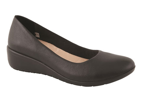 Hush Puppies Dylan Womens Low Wedge Shoes
