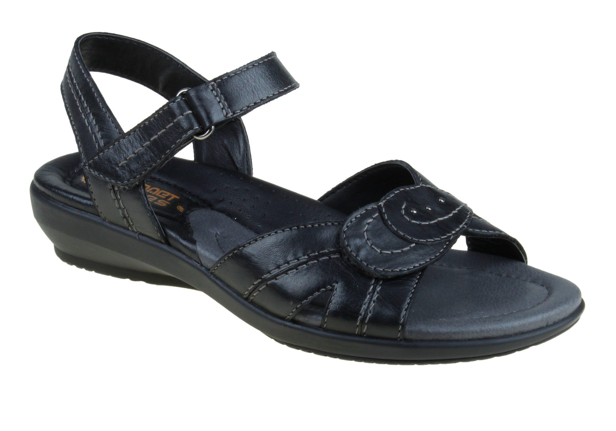 baadfbc1357 Brand New Planet Shoes Flag Womens Leather Comfortable Sandals