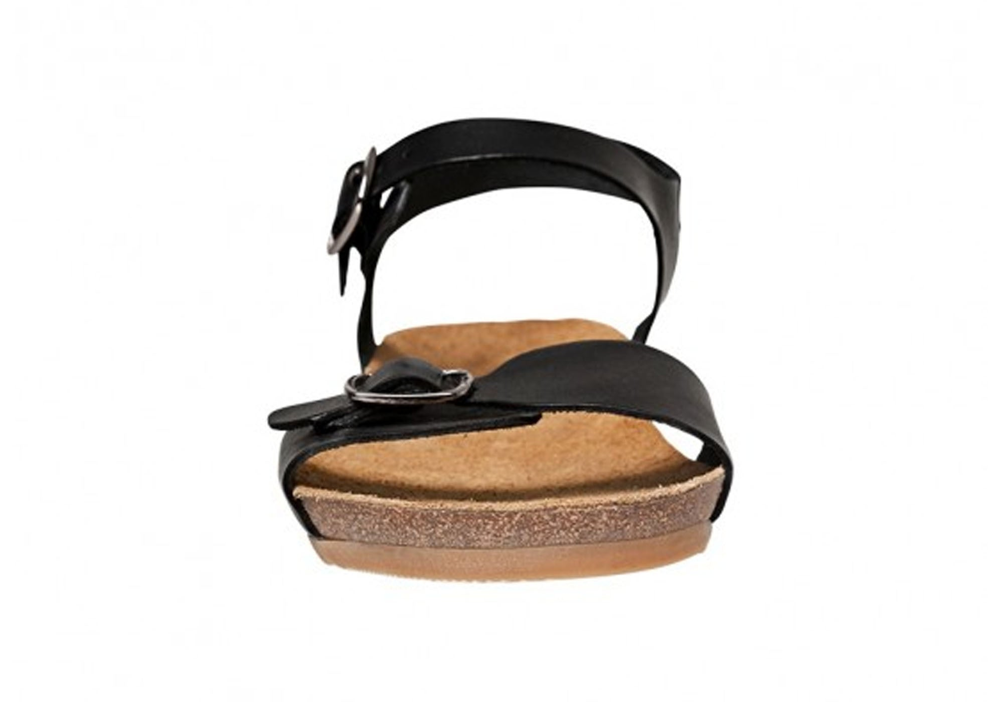 Hush Puppies Tease Soothe Womens Leather Comfort Sandals