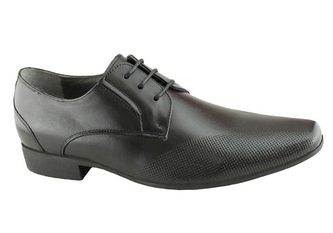 Julius Marlow Galvanise Mens Leather Lace Up Dress Shoes