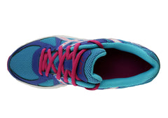 Asics GLS Womens Cushioned Sport Running Shoes