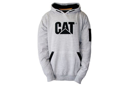 Caterpillar Mens Lightweight Tech Hooded Sweat Shirt