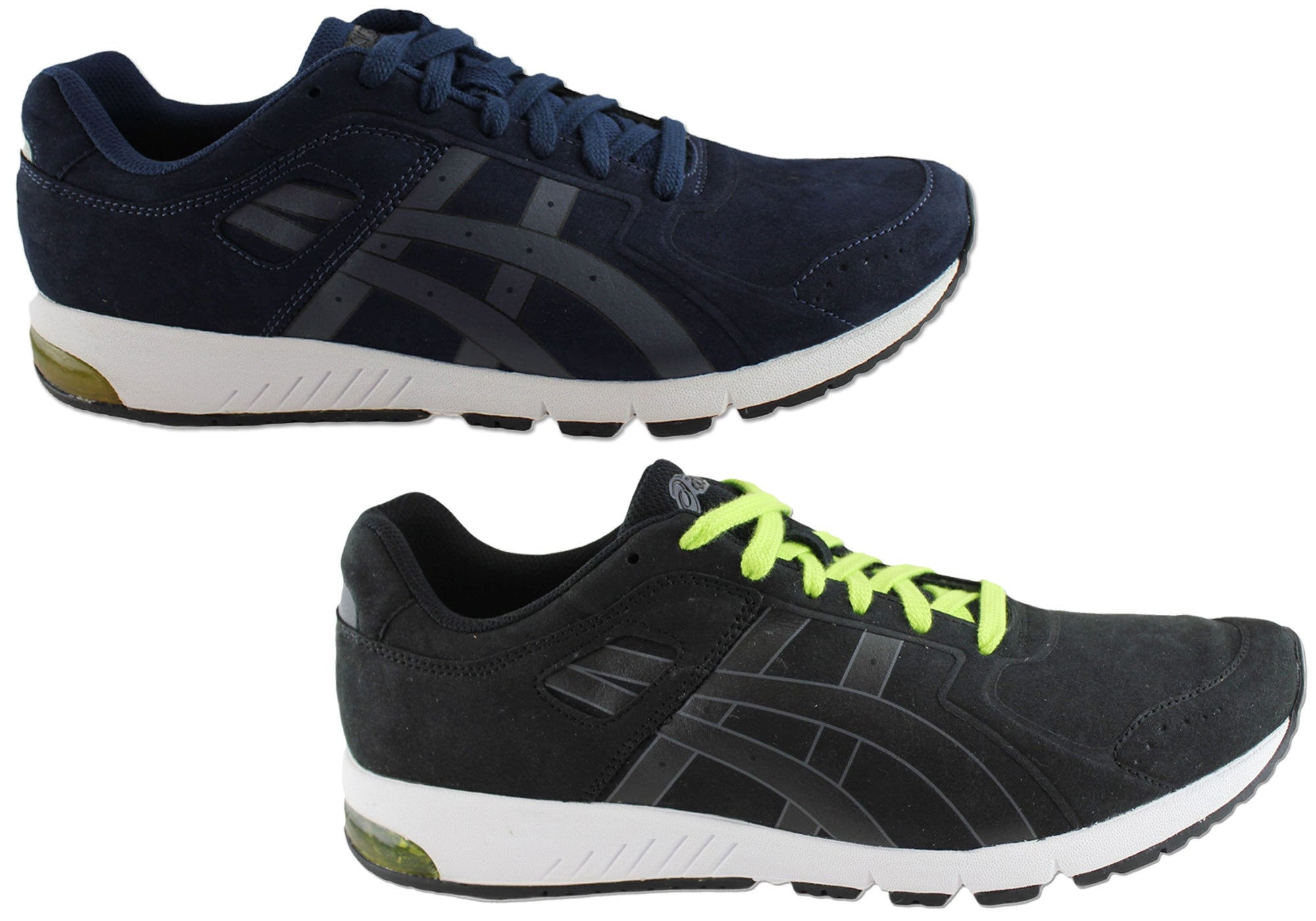 6a8c7a897 NEW ASICS GEL Uomo LACE UP CASUAL TRAINERS Scarpe GT-XL SPORT ...