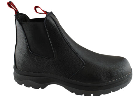 Dunlop Hammer Mens Safety Steel Toe Boots