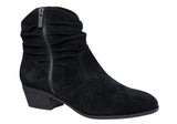 Hush Puppies Nori Womens Suede Fashion Ankle Boots