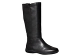 Hush Puppies Lissa Womens Leather Comfort Boots