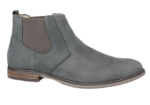 Hush Puppies Hyde Mens Leather Chelsea Boots