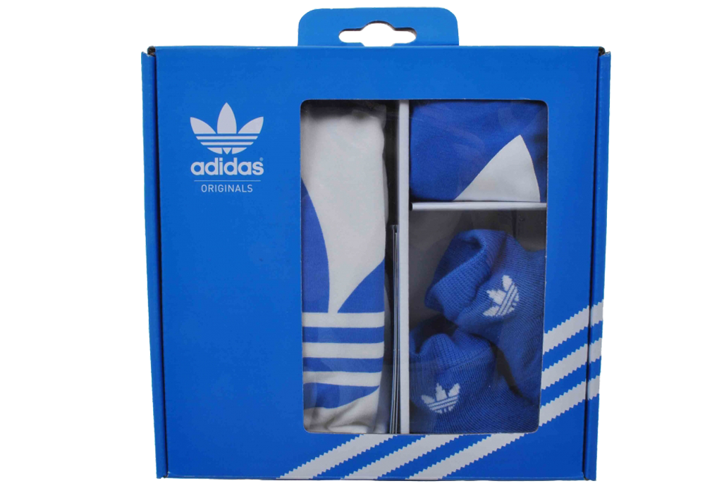 Adidas Baby 3 Piece Clothing Set