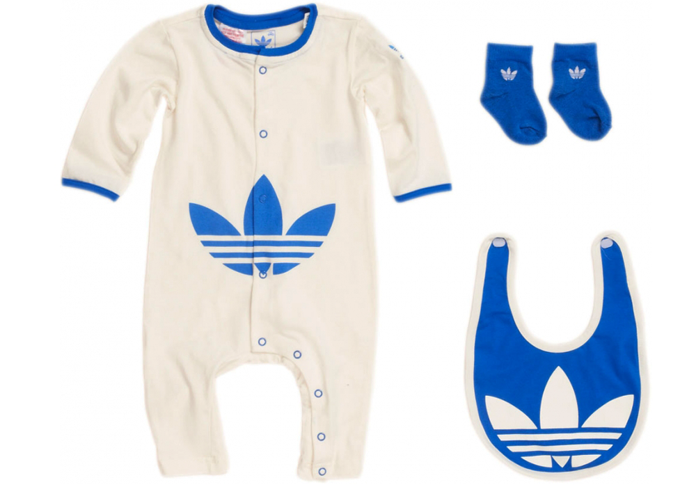 Adidas Baby/Toddler 3 Piece Clothing Set | Brand House Direct