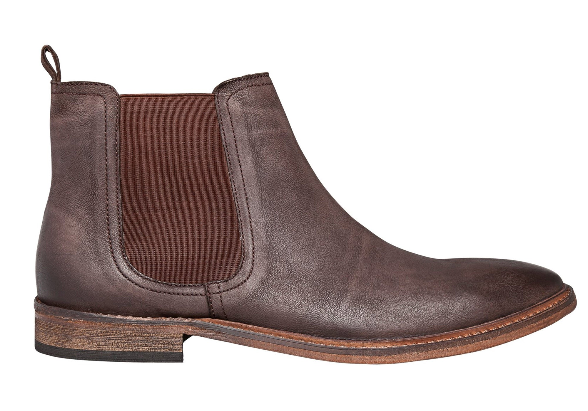 NEW-JULIUS-MARLOW-RAPTOR-MENS-LEATHER-CHELSEA-BOOTS