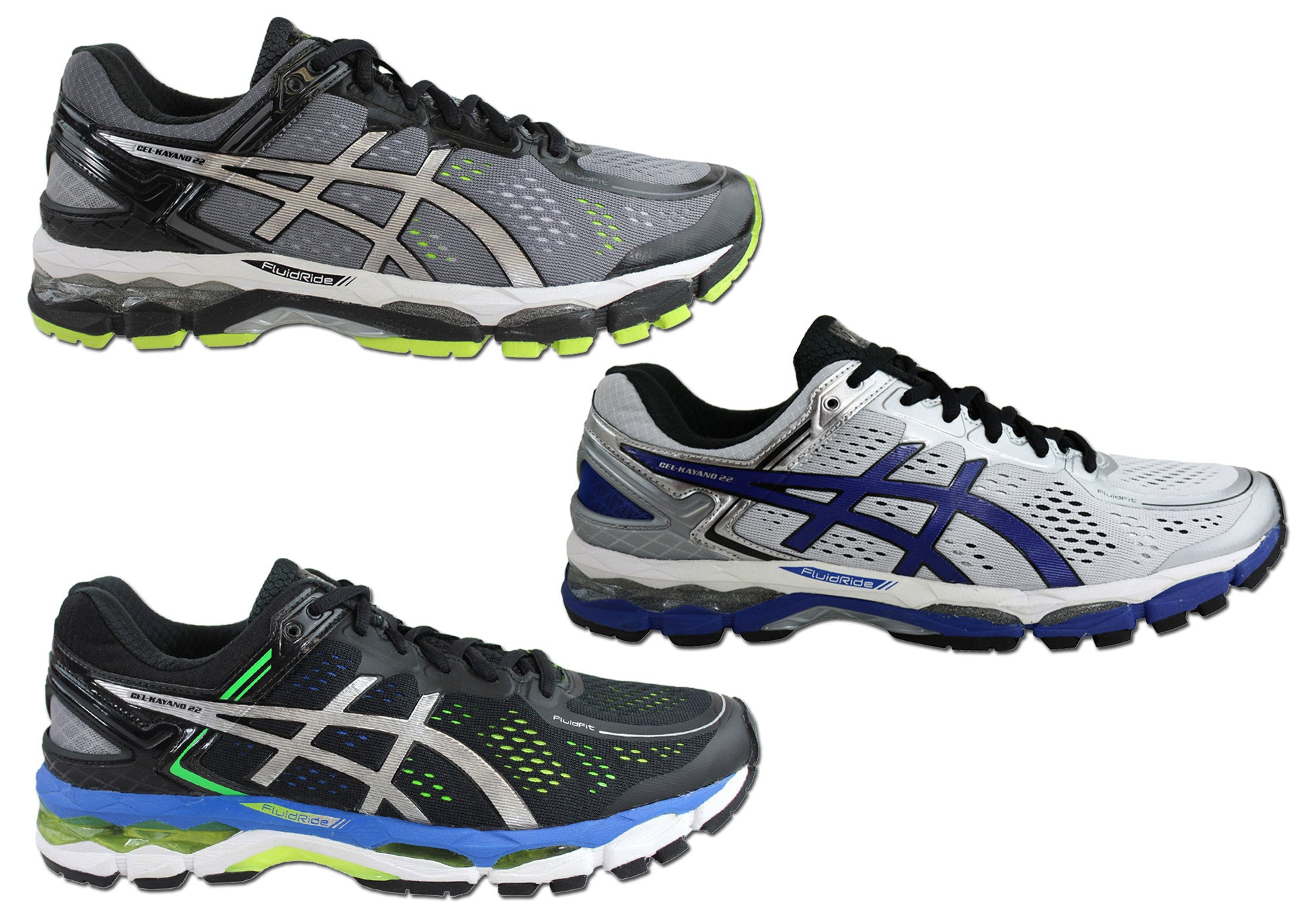 a1224ae6 Details about Asics Gel-Kayano 22 Mens Premium Cushioned Running  Shoes/Sneakers/Trainers/Sport