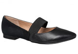 Hush Puppies Kirby Womens Leather Comfortable Flats