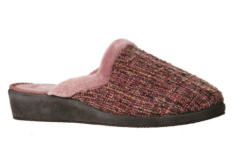 Grosby Chelsea Womens Comfortable Slipper Scuffs