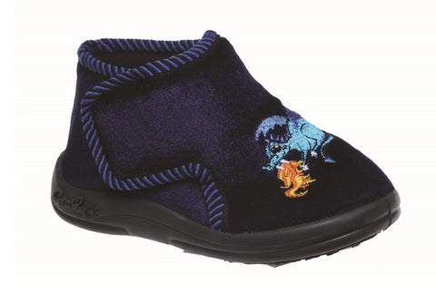 Grosby Dragon Boys Indoor Slippers