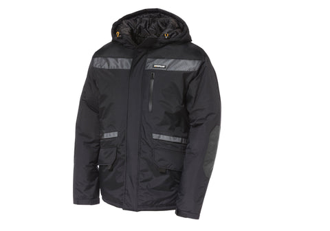 Caterpillar Mens Night Flash All Weather Jacket