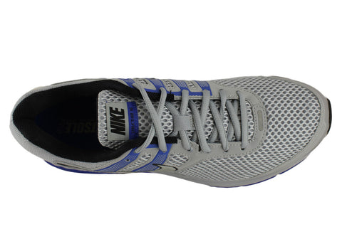 Grey/Blue; Nike Zoom Structure+16 (N) Mens Running Shoes ...
