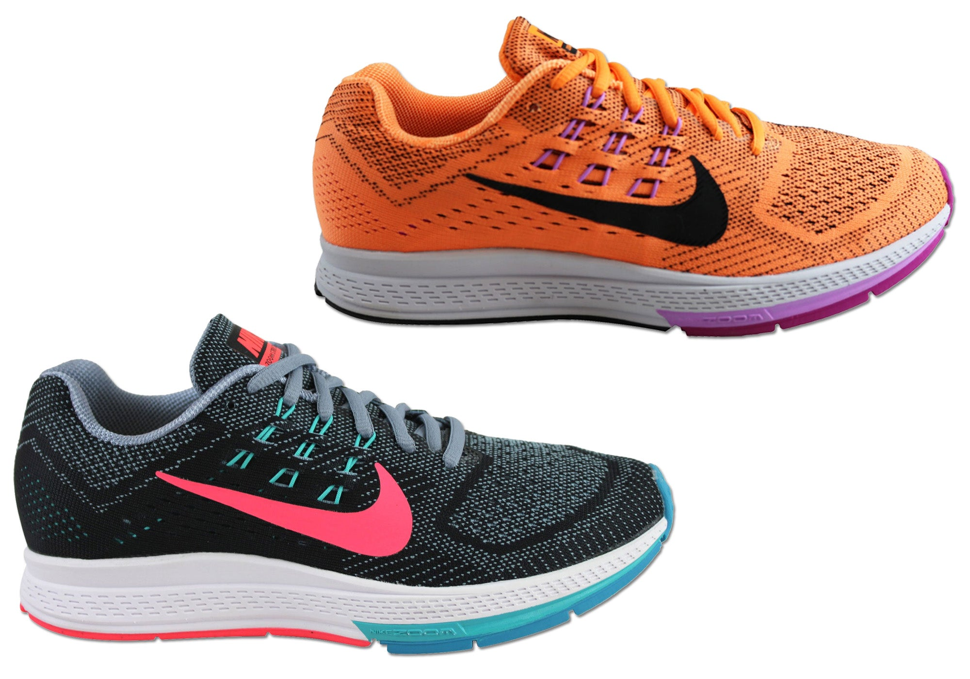 wholesale dealer cfaff b7c85 Details about NEW NIKE AIR ZOOM STRUCTURE 18 WOMENS PREMIUM CUSHIONED  RUNNING SHOES