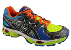 Asics Gel Nimbus 14 Mens Cushioned Running Sport Shoes