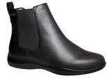 Hush Puppies Lena Womens Comfortable Leather Ankle Boots
