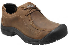 Keen Portsmouth II Mens Leather Lace up Wide Fit Shoes