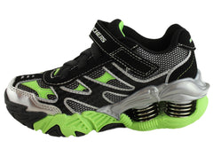 Skechers Mega Flex Pistonz Kids Shoes