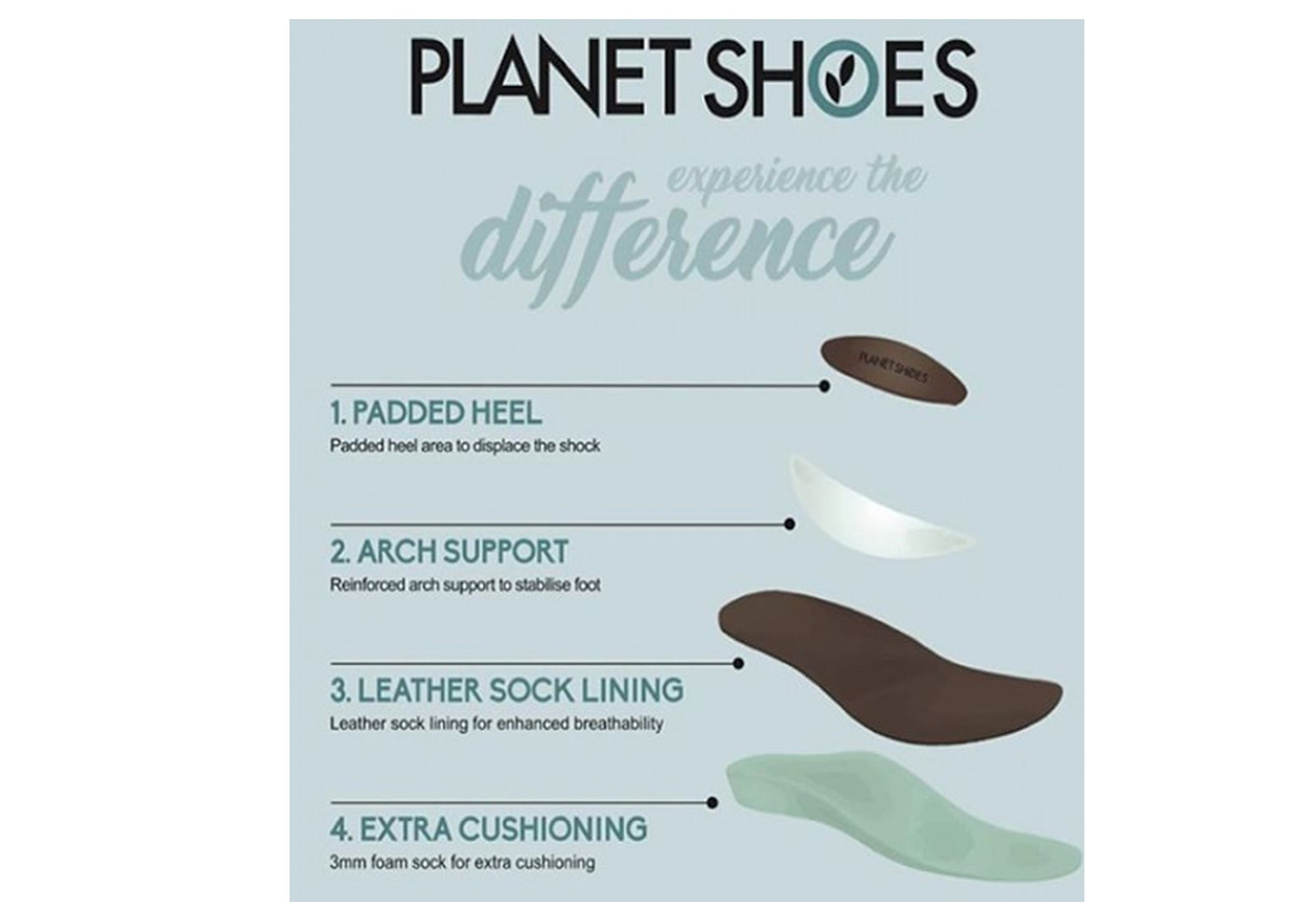 Planet Shoes Melt Womens Comfortable Casual Shoes With Arch Support