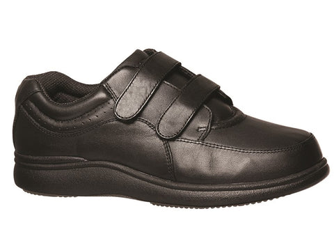 Hush Puppies Power Walker II Womens Leather Wide Shoes