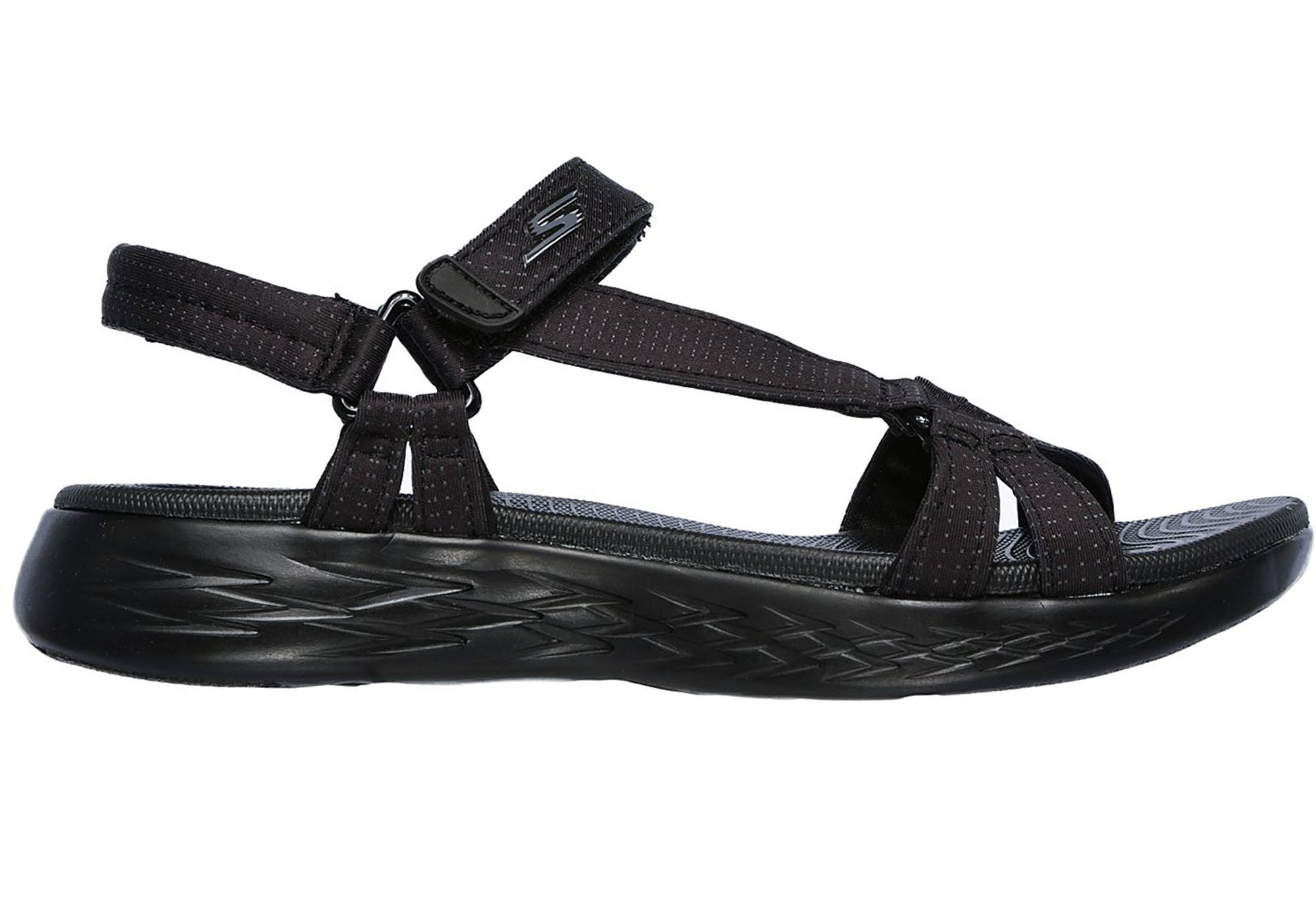 b69bea3f NEW SKECHERS WOMENS ON THE GO CUSHIONED COMFORTABLE SANDALS | eBay