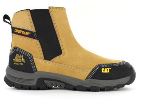 Caterpillar Sweeper Mens Steel Cap Work Boots