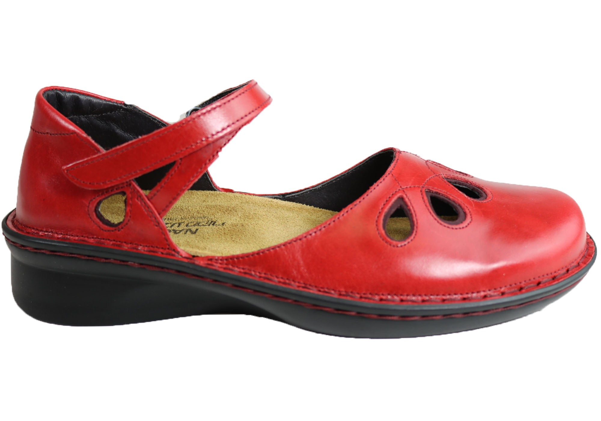 a5cc66deeb Details about NEW NAOT MOTIFF WOMENS COMFORT CUSHIONED ORTHOTIC FRIENDLY  MARY JANE SHOES