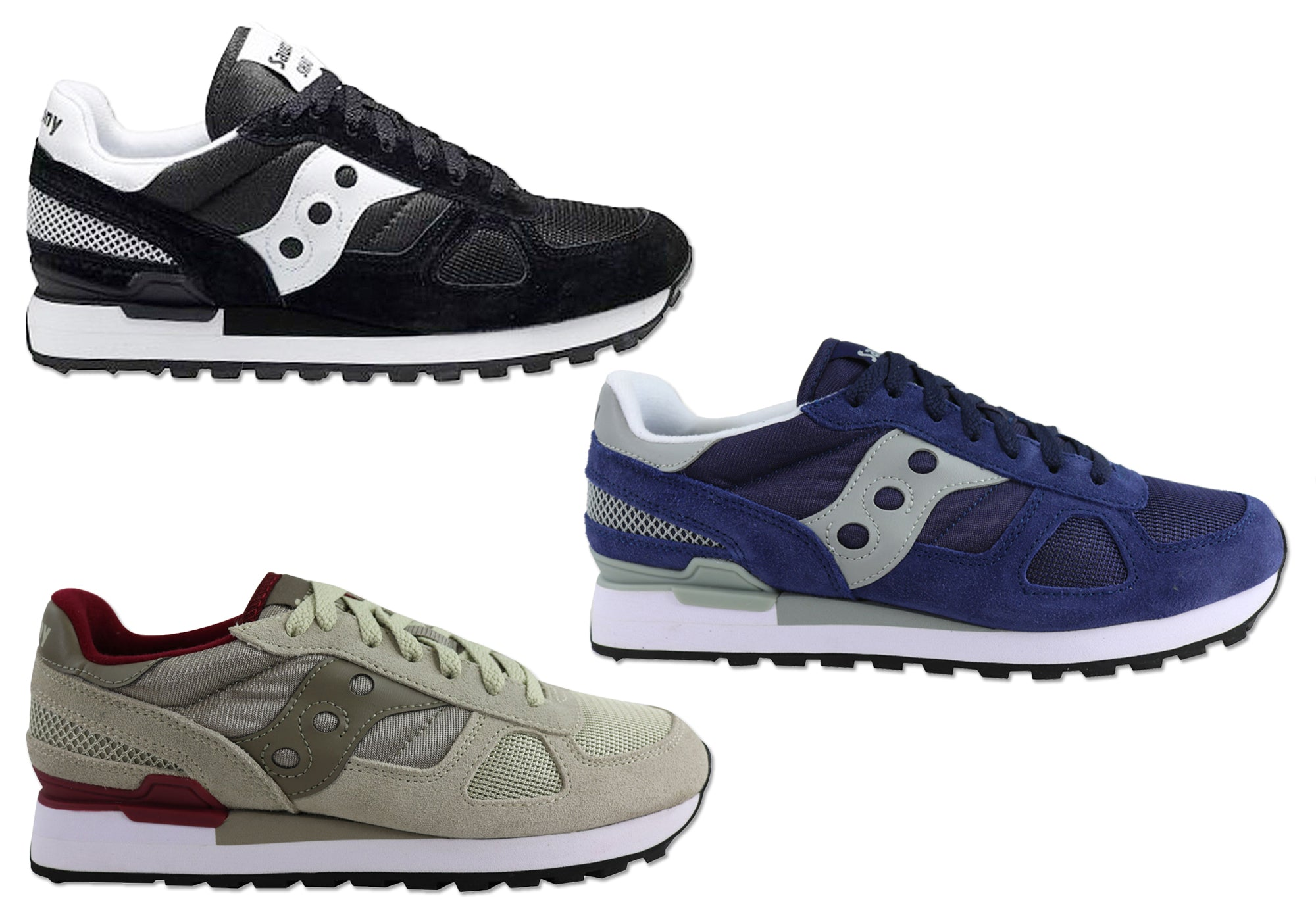 dd6a8d9100cc Details about NEW SAUCONY MENS SHADOW ORIGINAL RETRO INSPIRED SNEAKERS  JOGGERS