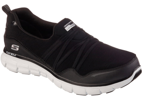 Skechers Synergy Scene Stealer Womens Memory Foam Shoes