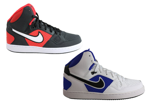 buy online d552c 6702d Nike Mens Son Of Force Mid Basketball Hi Top Trainers