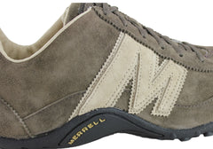 Merrell Sprint Blast Mens Lace Up Leather Sneakers