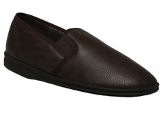 Grosby Sterling Mens Comfortable Indoor Slippers