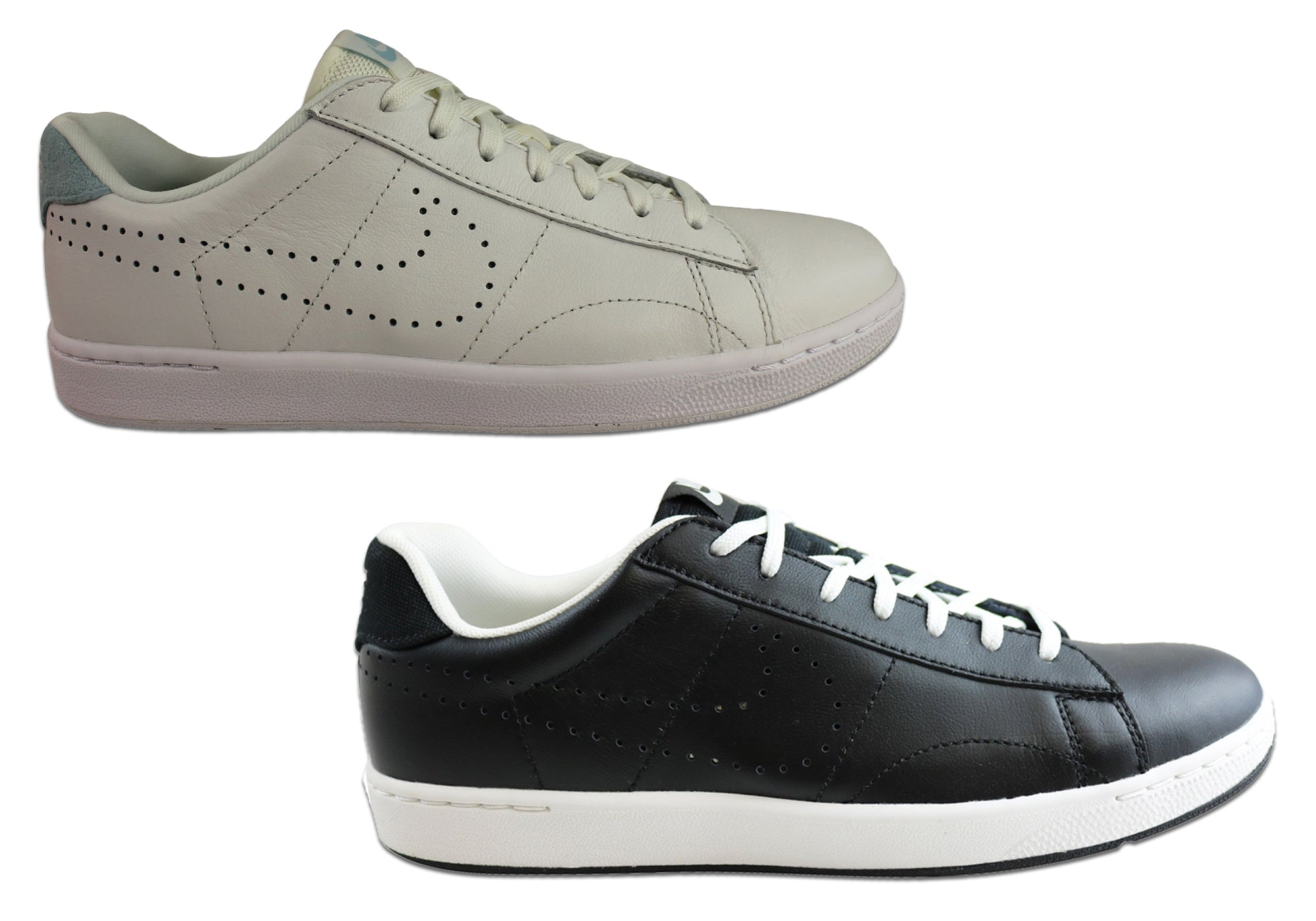 superior quality 28436 06a08 Details about NEW NIKE MENS TENNIS CLASSIC ULTRA LEATHER LACE UP CASUAL  SHOES