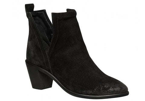 Hush Puppies Tamsyn Womens Suede Fashion Ankle Boots
