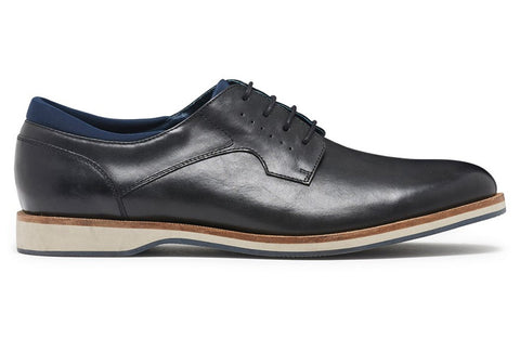 Julius Marlow Uptown Black Mens Lace Up Shoes