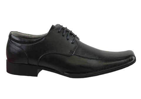 JM33 Viking Mens Lace Up Dress Shoes